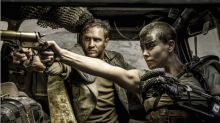 Charlize Theron and Tom Hardy recall their falling out on the set of 'Mad Max: Fury Road'