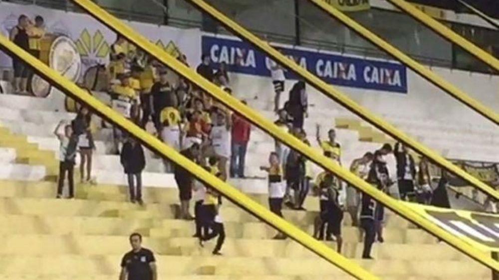 Criciúma suspende torcida organizada que ofendeu Chapecoense