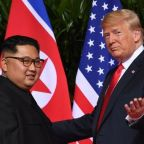 Kim Jong-un 'hit on' Sarah Sanders and Trump told her to take one for the team, book claims