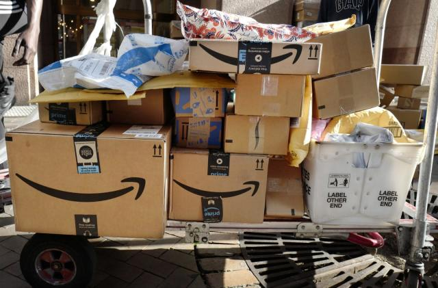 Amazon lets Prime members choose a weekly delivery day