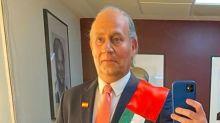 Carlos Latre imita a Juan Carlos I en 'El Hormiguero' aprovechándose del último escándalo del rey emérito