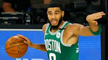 Tatum full of confidence as Celtics take control against 76ers