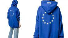 Vetements release EU flag-branded hoodie