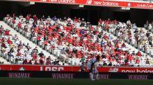Foot - L1 - Lille-Rennes - Ligue1: 220 ultras au stade Pierre-Mauroy pour Lille-Rennes