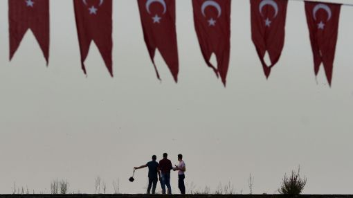 Media targeted in Turkey's post-coup crackdown