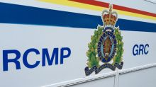 Car attempting to pass another vehicle strikes and kills pedestrian near Okotoks