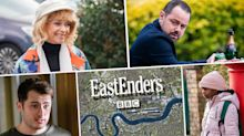 Next week on 'EastEnders': Ben and Callum's wedding disaster and an 'Only Fools' star debuts (spoilers)