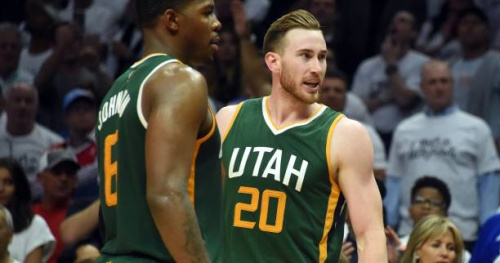 Basket - Transferts - Miami, Boston et Utah vont se disputer Gordon Hayward