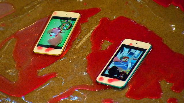 Episode 22: Kids vs. the iPod Touch