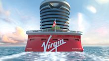 Virgin has revealed the name of its first cruise ship