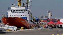 Boat caught in Europe's migration spat brings hundreds to Spain