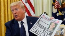 Trump claims 'deep state' is delaying coronavirus vaccine until after US election