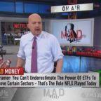 Cramer: Netflix's price bump means Amazon, Apple's stocks are bargains