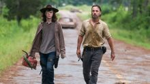 Highlights from 'The Walking Dead' shocking midseason finale