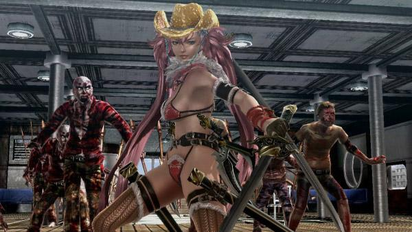 Joystiq Streams: Oneechanbara Z2 Chaos gets mossy, private on PS4