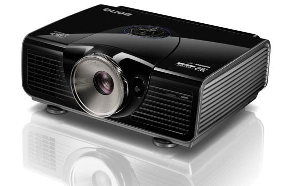 BenQ shipping 1080p 3D W7000 projector in Q1 2012 for $4,000