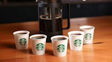 As Starbucks Reopens, It Wants a Year's Worth of Rent Relief