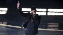 Oscars 2020: Eminem takes to the stage for surprise 'Lose Yourself' performance