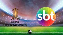 É oficial: SBT anuncia que transmitirá Libertadores até 2022