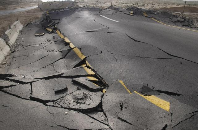 Google and Harvard use AI to predict earthquake aftershocks