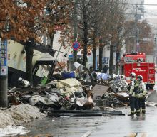Restaurant explosion injures dozens in Sapporo, Japan