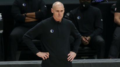 Trouble in Dallas: Carlisle steps down as Mavs coach