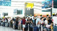 British Airways says technical problems at London airports have been resolved