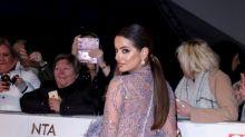 Trend bei den britischen National Television Awards: Transparente Kleider