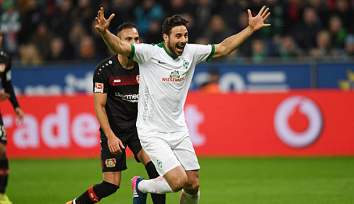 "Bundesliga: Pizarro: Werder-Abgang? ""Das kann passieren"""