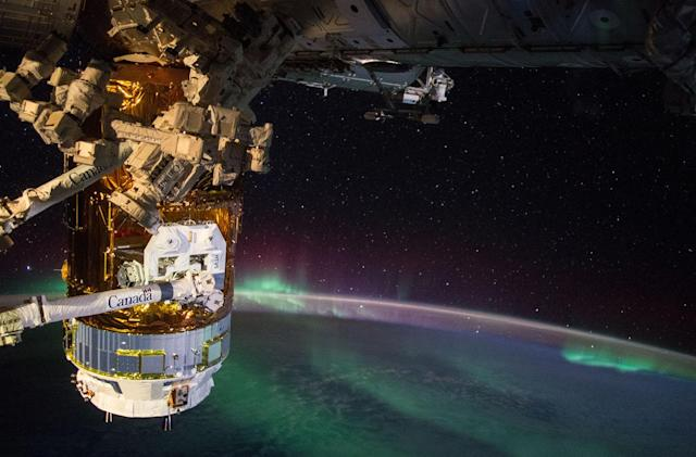 Japanese cargo ship set to dock with the ISS at 4:30 AM ET