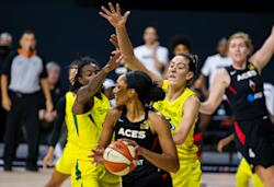 Amazon will stream WNBA games in 2021 as part of a multi-year deal