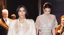 """Kim Kardashian y Kendall Jenner en """"Ocean's 8"""""""