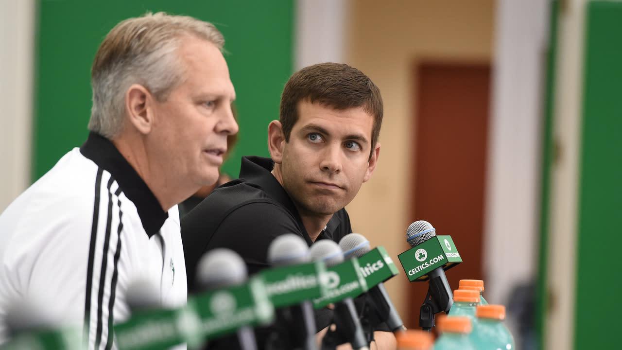 Brad Stevens replaces Danny Ainge in Celtics' front office
