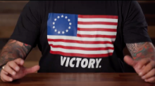 Veteran-owned clothing company releases Betsy Ross Flag T-shirt in response to Nike controversy