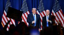 Pence discursará na convenção republicana para defender Trump