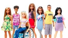 New Barbie range features dolls in wheelchairs and with prosthetic limbs