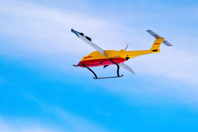 Telekom will Drohnen per Mobilfunknetz überwachen