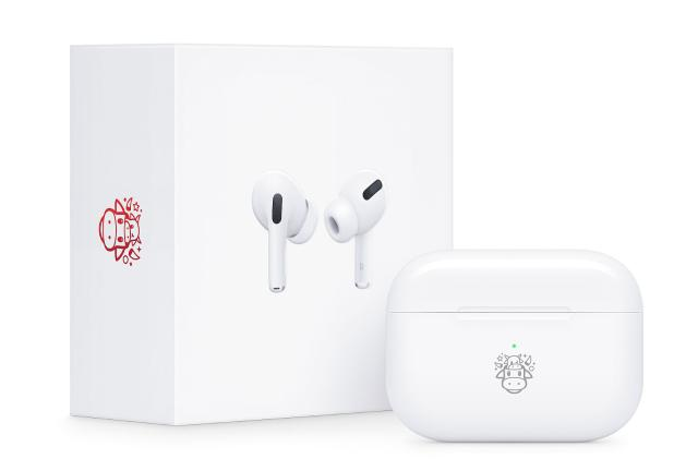 Apple releases limited edition AirPods Pro to celebrate the Year of the Ox