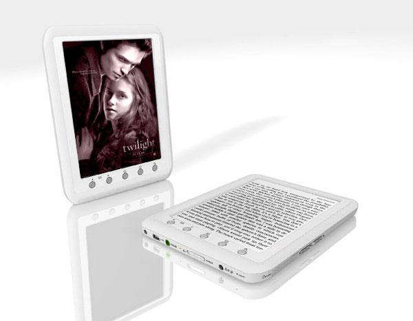 Mustek MER-6T is another Twilight-loving touchscreen e-reader