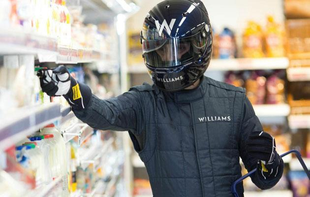 Formula 1 aerodynamics will make grocery stores more efficient