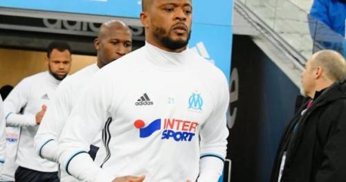 Foot - L1 - OM - OM : Patrice Evra sur le banc face à Dijon