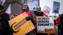 IG Metall will Zugeständnisse von Conti erzwingen – 1000 Mitarbeiter protestieren