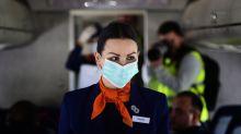 Flight Attendants Call For 'A Halt To All Leisure Travel' Amid Coronavirus