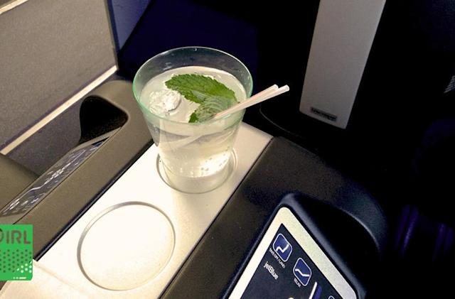 Now Boarding 'Mint': JetBlue's take on the first class experience