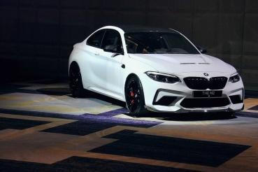 小M砲超越顛峰最後力作!BMW M2 CS僅有20輛,正式在台上市