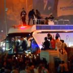 Rock Star Welcome for New Istanbul Mayor Following Election Rerun