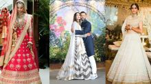 All the outfits that Sonam Kapoor wore at her wedding