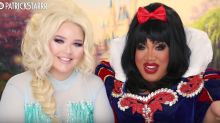NikkieTutorials and Patrick Starrr reinvent your favorite Disney characters for Halloween