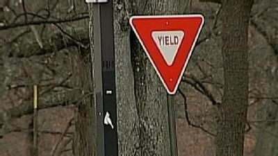 What Does A Yield Sign Really Mean?