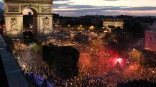 France reach World Cup final as Paris erupts